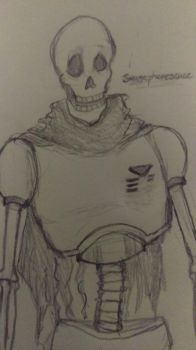 Papyrus by MehIsBob