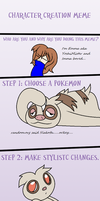 Character Creation Meme by YoshiMister