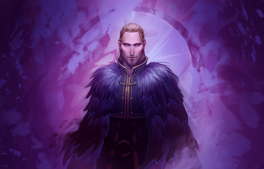 Anders - The Eye of the Storm by AndromedaDualitas