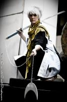Toshiro - Weapons at the Ready by EmeraldCoastCosplay