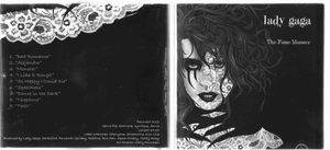 The fame monster CD covers by kelly--bean