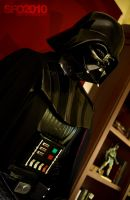 Darth Vader himself by massivefocus