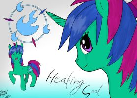 Heating Soul - Coloured Version by IronRebel