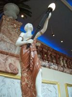 Statue Stock I by superlibbie