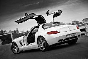 Mercedes SLS 63 AMG_2 by Tagirov