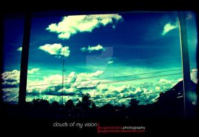 Cloud of my vision by eugeniaclara