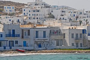 Take me back to Paros by Yousry-Aref