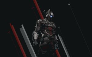 Arkham Knight Wallpaper by Mik4g