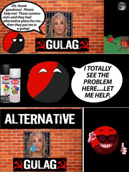 Alternative Gulag by crizzlesbuttons