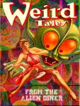 Weird Tales From The Alien Diner by fleetofgypsies