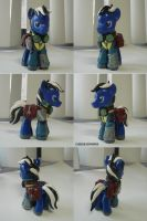Cobalt Custom Fallout Equestria by ChibiSilverWings
