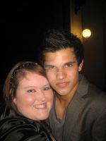 Taylor Lautner and me AGAIN by The-Crystizzler1990