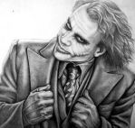 The Joker by mellimac