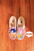 Sonic Loafers by xKendu