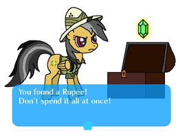 EQD NATG2 - Day 26 Entry: Finding Treasure by GallantTempest