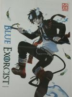 Blue Exorcist Poster x3 by GeckiGewaldro