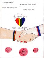 Support Love While It's Legal by AshNight1214