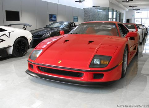 F40  by S-Amadeaus