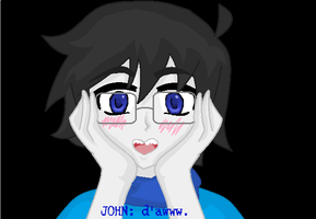 Homestuck A6A6I5 REDRAWN by Mary9103