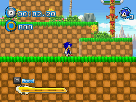 Sonic Generations Fan Game Green Back-Test by marvinvalentin07
