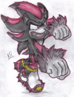 shadow the werehog by werehog-fanclub