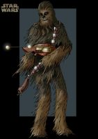 chewbacca by nightwing1975