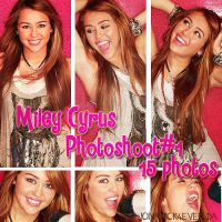 Photoshoot_MileyCyrus by jonatick4ever