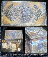Details of Wizard Magick Chest by grimdeva