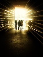 Light at the End of the Tunnel by jessicarosephotos