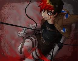 SNK by StahliStorm