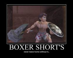 Boxer Short's by psyclonius