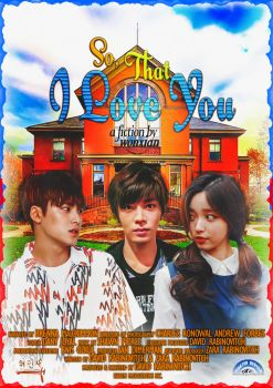 So, That I Love You | Fanfiction Poster by heominjae