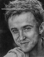 Tom Felton by DraconaMalfoy