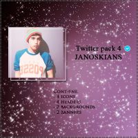 Pack twitter 04 janoskians by SuperstarElevate