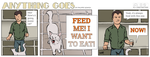 Anything Goes 026 - Feed the cat... by Quebecman