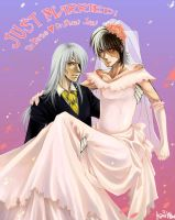 BJ_wedding? by Ecthelian