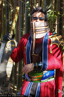 Simply Auron by negativedreamer