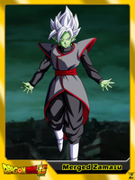 (Dragon Ball Super) Merged Zamasu by el-maky-z