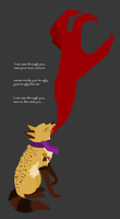 the hand of god by thelunacy-fringe