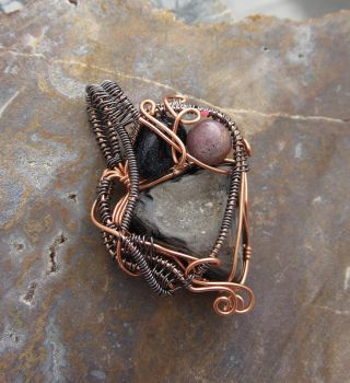 Wrapped in Copper by OrganicMetallurgy