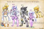 OC types - galias by shepherd0821