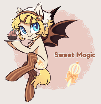 Sweet Magic [OC REFS] by MoonSugarStars