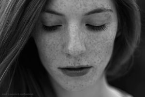 Silent Freckles by EnricoBelmonte