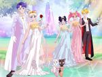 The Royal Family by moonangel0905