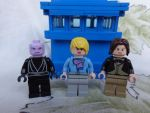 Big Finish TARDIS Team by PCamenzind