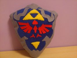 Zelda shield by nn33mm