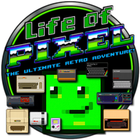 Life of Pixel v2 by POOTERMAN