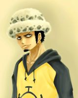 Trafalgar Law by TaiyoHisakawa