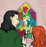 Beauty Within the Beast by CrazyOtaku13
