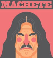 Machete by Helbetico